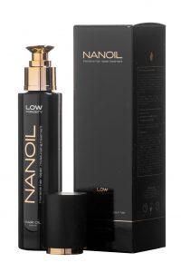 Nanoil olejek do włosów niskoporowatych